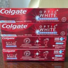 "Thumbnail of ""4本  コルゲート オプティックホワイト Colgate Optic white"""