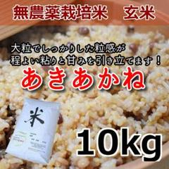 "Thumbnail of ""無農薬栽培米 あきあかね 玄米10kg"""