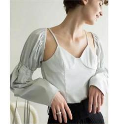 """Thumbnail of """"LEINWANDE leinwande leonor corset top"""""""