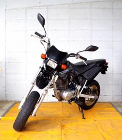 "Thumbnail of ""【保険4年付き】XR50 モタード 2007年製 50cc MT 原付 バイク"""