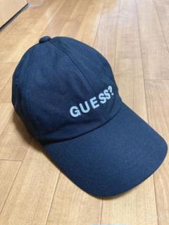 """Thumbnail of """"guess? キャップ(黒)"""""""