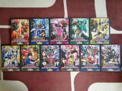 "Thumbnail of ""侍戦隊シンケンジャー DVD 全11巻セット 11枚組"""