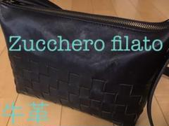 "Thumbnail of ""Zucchero filato 牛革レザーショルダーバッグ"""