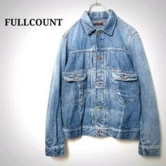"Thumbnail of ""FULLCOUNT ライトオンス USED加工 2nd type Gジャン"""