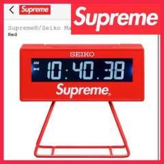"""Thumbnail of """"Supreme / Seiko Marathon Clock"""""""
