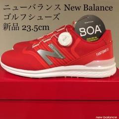 """Thumbnail of """"【新品】ニューバランス new balance ゴルフシューズ 23.5cm"""""""