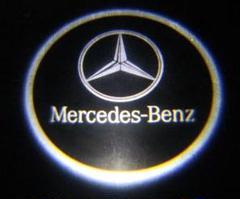"Thumbnail of ""メルセデスベンツ Mercedes-Benz カーテシライト テープ式 2個"""