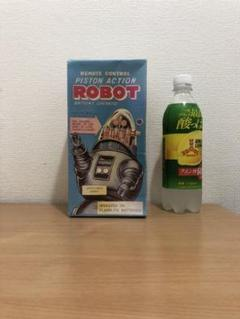 "Thumbnail of ""昔おもちゃブリキ 1960年代野村トーイROBBY"""