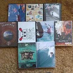"Thumbnail of ""月刊サーフィンライフ、サーフファースト 付録DVD 9枚セット"""