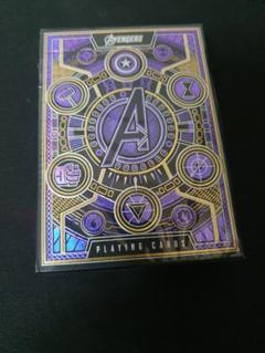 "Thumbnail of ""Theory11 Avengers トランプです。Premiumカード"""