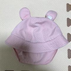 "Thumbnail of ""44cm 耳付き帽子"""