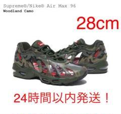 "Thumbnail of ""Supreme®/Nike® Air Max 96  28.0cm"""