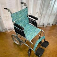 """Thumbnail of """"♿️介助型 最軽量で車の積み下しとても楽 人気のコンパクト収納 車椅子 NO.18"""""""