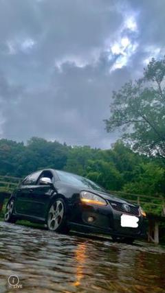 "Thumbnail of ""『値引き相談可』フォルクスワーゲン ゴルフ5 GTI ハッチバック 黒色"""