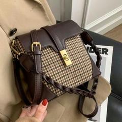 """Thumbnail of """"レトロな小さなバッグの女の新しいモデルの肩のバッグ斜めにバケツのバッグをかけ6"""""""