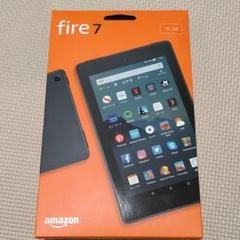 """Thumbnail of """"新品未使用 Fire7 タブレット 16GB"""""""
