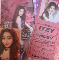 """Thumbnail of """"ITZY MIDZY ファンクラブ 1期 チェリョン"""""""