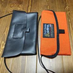 "Thumbnail of ""【USED】ToughTraveler® & leather pouch"""