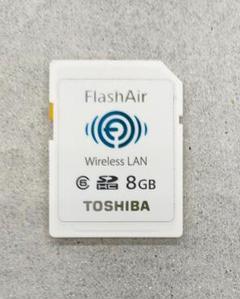 "Thumbnail of ""東芝 FlashAir 8GB"""