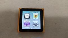 "Thumbnail of ""ipod nano 第6世代 16GB オレンジ"""
