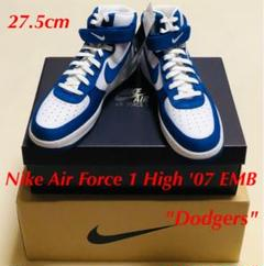 """Thumbnail of """"NIKE AIR FORCE 1 High 07 EMB DODGERS"""""""