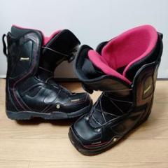 "Thumbnail of ""簡単装着◆27.5cm◆ダイヤル式◆kissmark◆スノーボード ブーツ"""