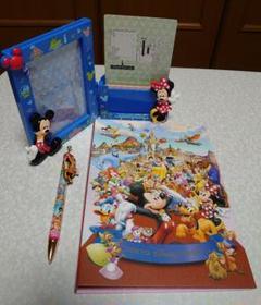 "Thumbnail of ""【値下げ】Disney RESORT フォトフレーム、アルバム、シャープペンシル"""