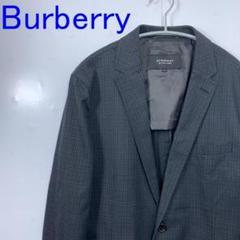 "Thumbnail of ""Burberry バーバリー テーラードジャケット ノバチェック LL 黒"""