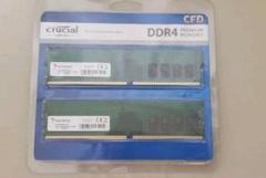 "Thumbnail of ""Crucial デスクトップメモリ DDR4-2666 8GB (2枚入)"""