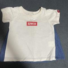 "Thumbnail of ""ベビーTシャツEDWIN80"""