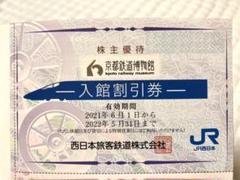 "Thumbnail of ""鉄道博物館 株主優待券"""