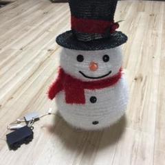 """Thumbnail of """"スノーマンのクリスマスの置物"""""""