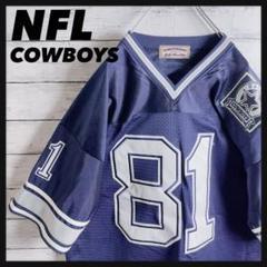 "Thumbnail of ""【希少‼︎】COWBOYS DALLAS NFL ユニフォーム ゲームシャツ"""