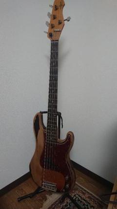 "Thumbnail of ""RSguitarworks old friend59 5弦ベース"""