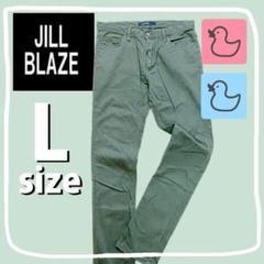 "Thumbnail of ""JILL BLAZE♡パンツ♡チノパン♡ズボン♡カーキ♡ストレッチ♡伸縮性"""