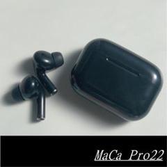"""Thumbnail of """"MaCa pro22 ワイヤレスイヤホン Bluetooth ブラック /"""""""