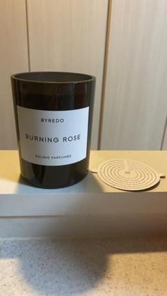 "Thumbnail of ""フレグランスキャンドル BURNING ROSE アロマキャンドル バイレード"""