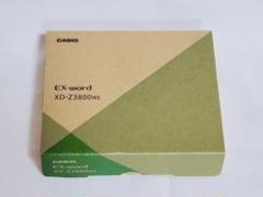 "Thumbnail of ""カシオ XD-Z3800WE / 中学生モデル / 170コンテンツ収録"""