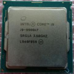 "Thumbnail of ""8/2限定値引!intel Core i9 9900KF CPU"""