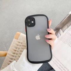 "Thumbnail of ""iPhone12 mini クリアケース 黒"""