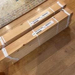 "Thumbnail of ""IKEA ベッド用スノコ 2セット"""