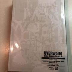 """Thumbnail of """"UVERworld/VIDEO COMPLETE-ACT.3-〈初回生産限定盤…"""""""