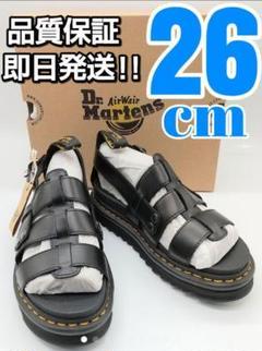 "Thumbnail of ""本日発送!!26cm UK7 テリー Terry ドクターマーチン厚底サンダル"""