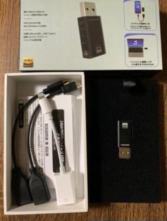 """Thumbnail of """"USB ポータブルヘッドホンアンプ"""""""