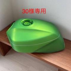 """Thumbnail of """"ZRX1200R キャンディーライムグリーン 補修タンク"""""""