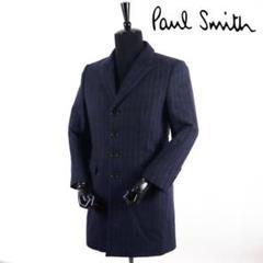 "Thumbnail of ""Paul Smith ポールスミス アウター コート ロングコートネイビー"""