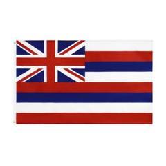 "Thumbnail of ""ハワイ 国旗 アメリカ フラッグ Hawaii 4号 0730"""