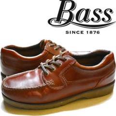 "Thumbnail of ""バスBASS革靴デッキシューズ古着メンズ28レディースOKアメカジ514073"""