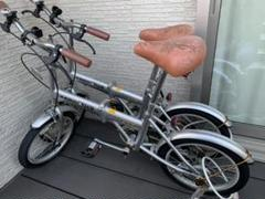 "Thumbnail of ""エアロロード 折り畳み自転車 16インチ 1台分"""