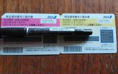 "Thumbnail of ""ANA 株主優待 50%割引 2枚"""